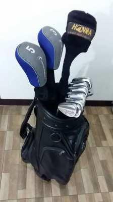 golf full set for left hand