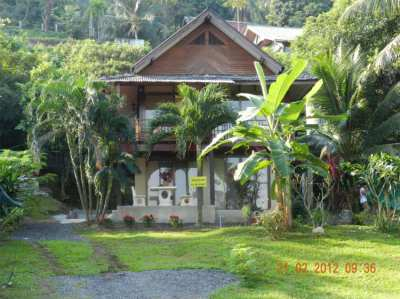 Two Storey House for Rent in Bang Por   Koh Samui