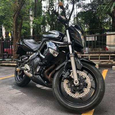 650 cc Kawasaki ER6N er-6n in Excellent Condition