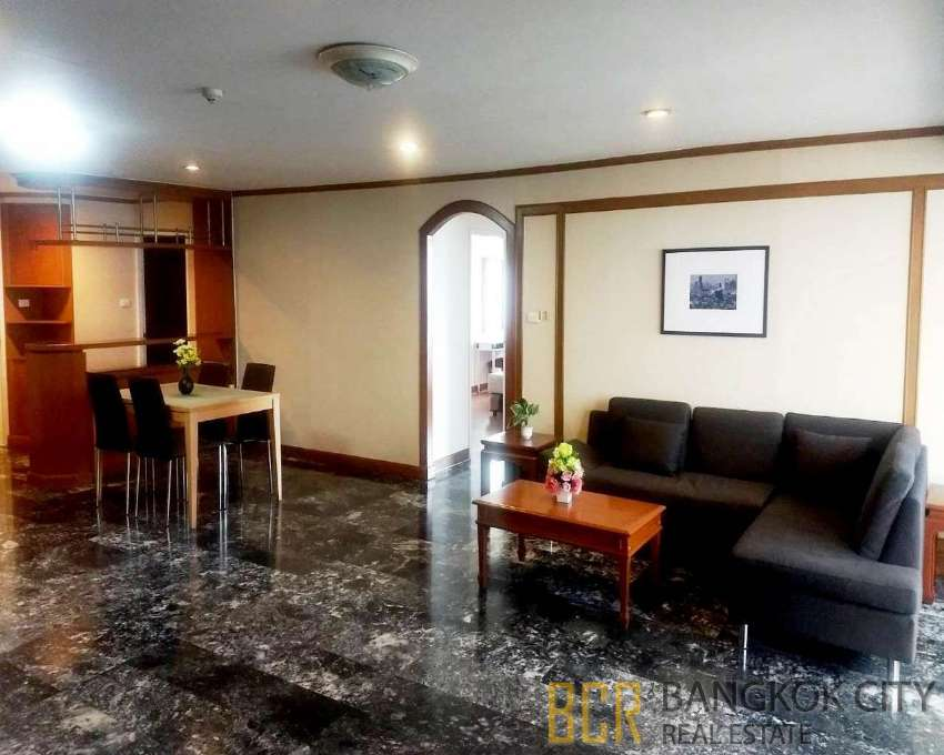 The Waterford Sukhumvit 53 Condo Renovated 2 Bedroom Flat for Rent