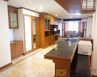 The Waterford Sukhumvit 53 Condo Very High Floor 2 Bedroom Flat Rent