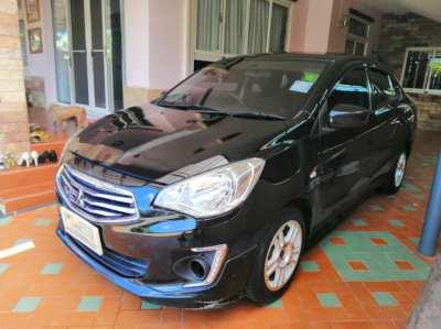 Mitsubishi Attrage 2013 price reduced for quick sale