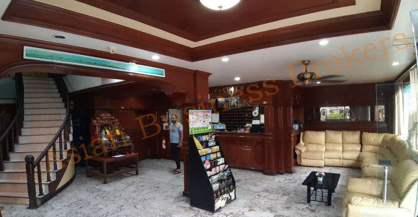 1205038 100-Room Apartment Building Business for Sale in South Pattaya