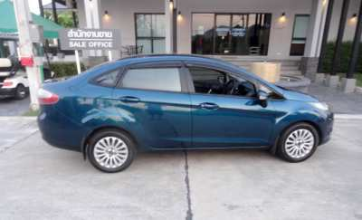 2012 Ford Fiesta    Reduced due to health Issues, Quick Sale