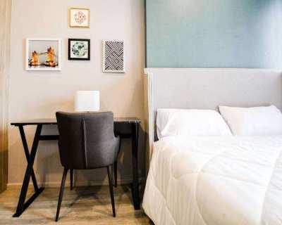 IDEO MOBI ASOKE 1Bed 35sqm Floor27 Digital Door Lock BTS Asoke MRT
