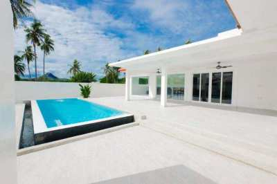 Discounted pool villa for sale between Hua Hin and Pranburi