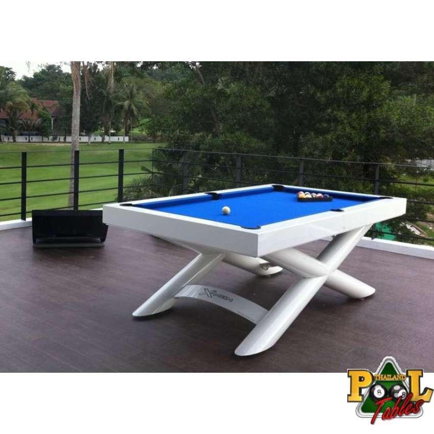 Outdoor X-Men Pool Table