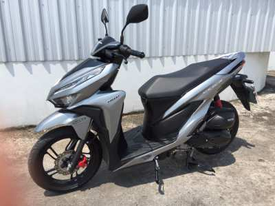 Current year 2019 Honda Click 150cc Scooter For Sale - Low Kms