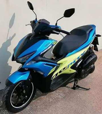 02/2018 Yamaha Aerox 155 52.900 ฿ Finance by shop