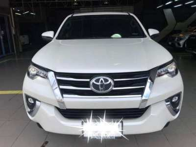 Toyota Fortunner 2018 AT 4WD  2.4 cc