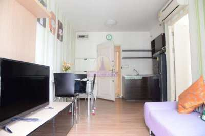 NEWLY RENOVATED 1-BEDROOM CONDO UNIT near BTS PUNNAWITHI/UDOMSUK