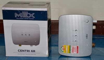 MEX CENTRI 6R SILVER 6000W Water Heater | MEX | CENTRI 6 R