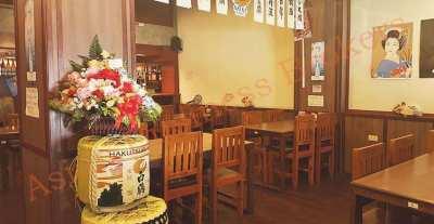 0119002 Closed Japanese Restaurant in Pracha Uthit