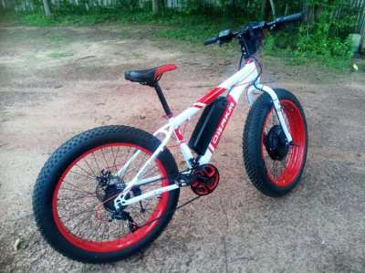 E-bike, e bike, ebike, bicycle, bike( Fatbike) new