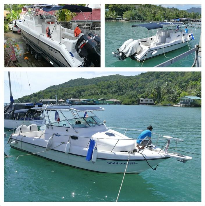 For sale amazing Boat GULF CRAFT (2006)