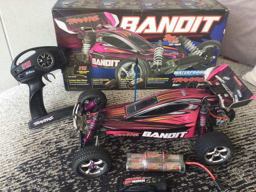 Traxxas Bandit Rc Car