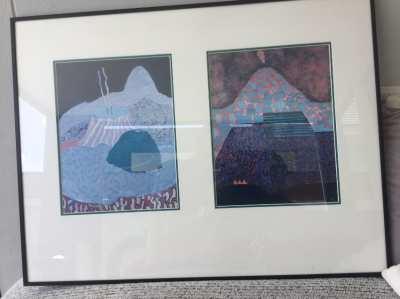 Jeroen Krabbé painting / print Have two
