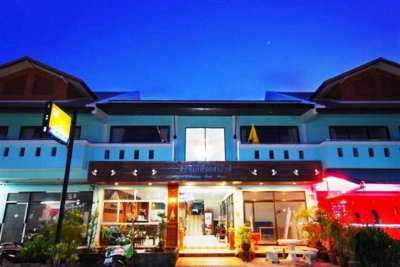 Hotel for lease in Chaweng Center.