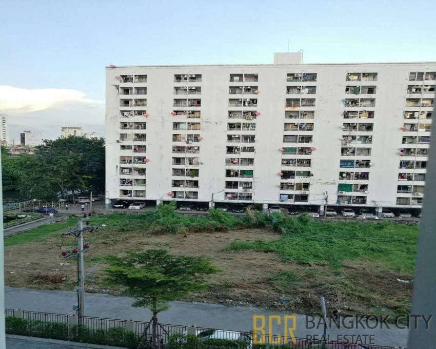 The Cube Ramkamhaeng Condo Furnished 1 Bedroom Flat for Rent