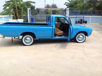 Classic Datsun 620 pickup fully restored (be different)