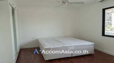 Greenery Apartment 3+1 Bedroom For Rent BTS Thong Lo in Sukhumvit
