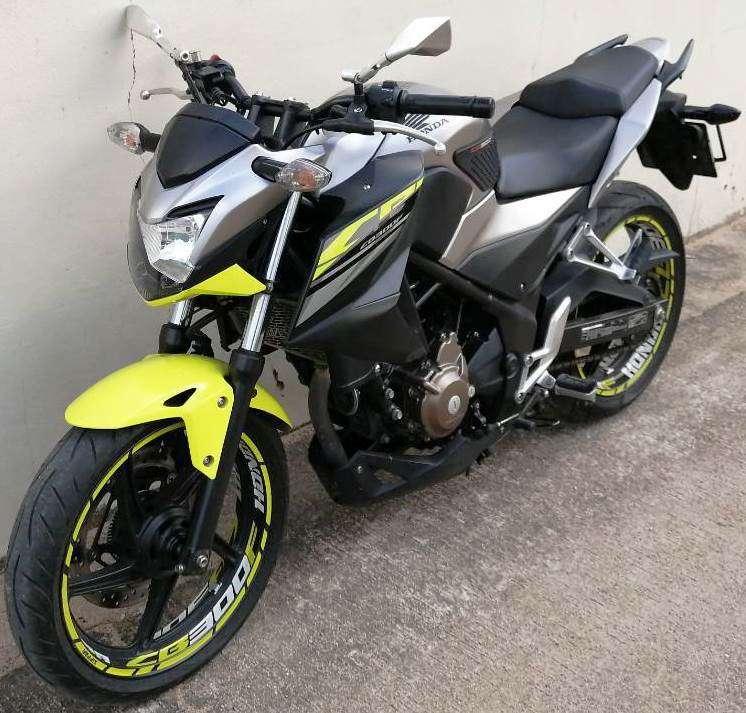 03/2018 Honda CB-300F - - 79.900 ฿ Finance by shop