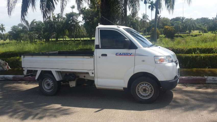 2016 Suzuki Carry 1.6L...privately owned truck...