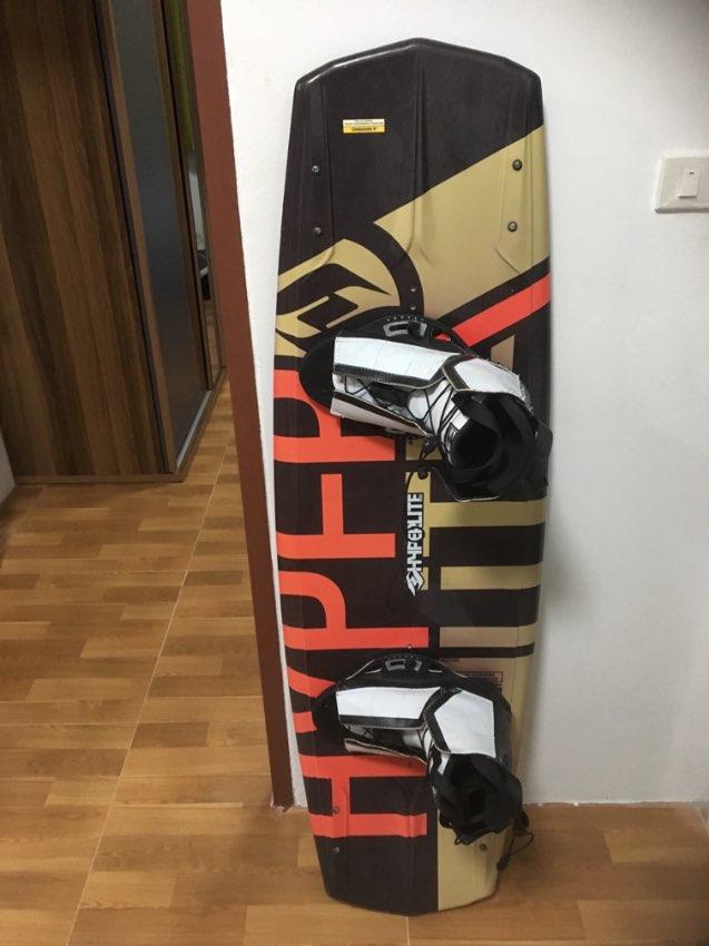 Wakeboard package