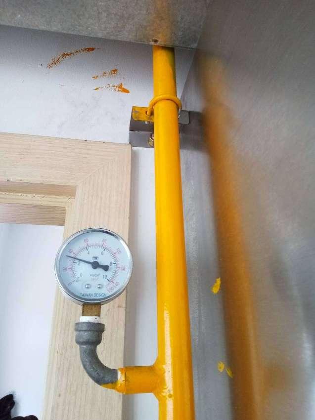 Gas installation service