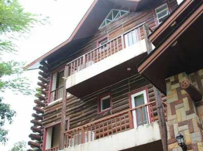 Bonanza, Khao Yai 2-bed condo, best view to golf course
