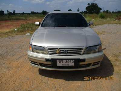 Reduced Nissan Cefiro 2Lt V6 auto 1995 in good condition