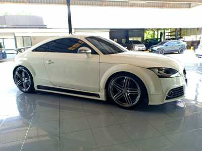 Audi  TTS  ปี10  Fulloption  Quattro