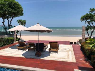 AMAZING  BEACH FRONT  2 BEDROOMS CONDO FOR SALE