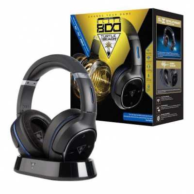 Turtle beach elite 800 wireless gameing headset