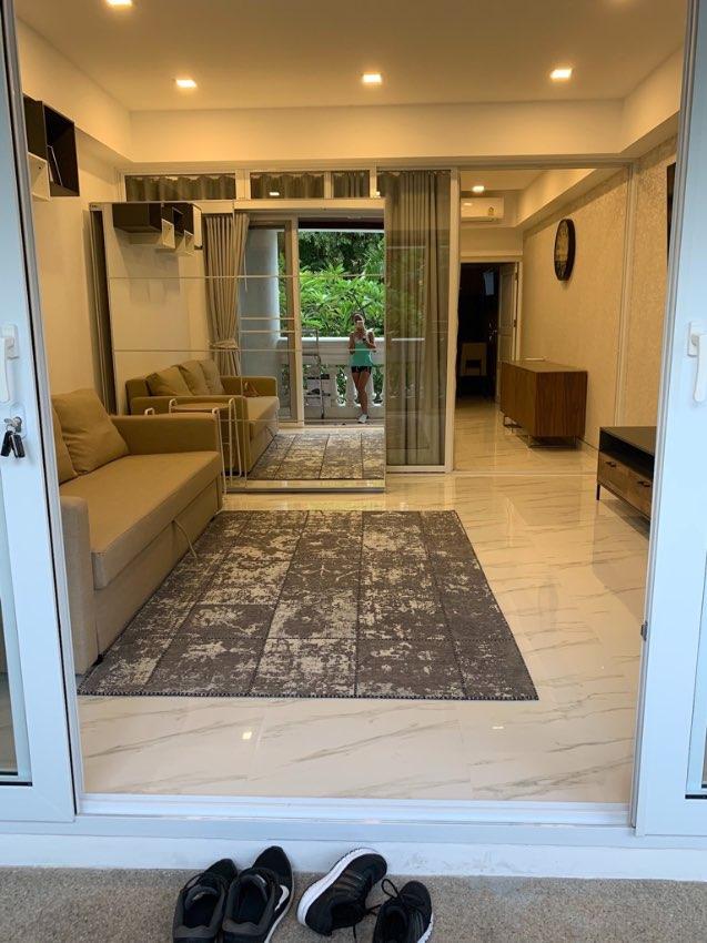 Sky Beach Condo Wongamat, brand new 2 bedroom condo for rent