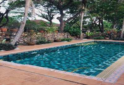 HR1372 East pattaya House, 3 bed for rent