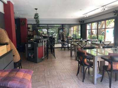 Restaurant for Rent in Small Estate in Bangtao, Phuket