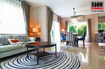 FOR RENT CHUANCHUEN GRAND EKACHAI-BANGBON **45,000**