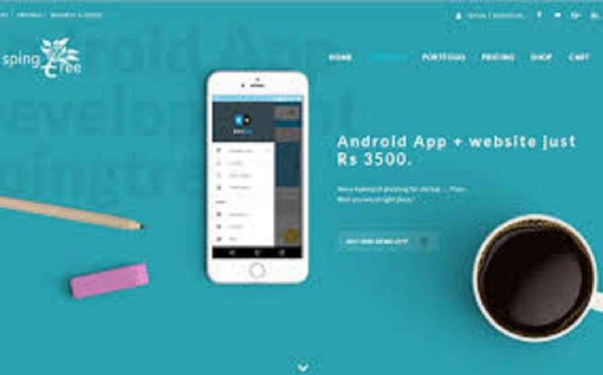 APP 2D ANIMATION Android /WEB Designer Mobile
