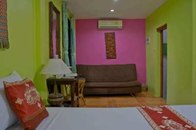 Sells Property 2400sqm with Bungalows and House at Nai Yang  PHUKET