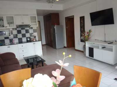 Jomtien soi 7 1 bedroom 2 bathroom