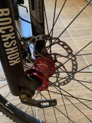 Top Spec Dual Suspension Mountain Bike for Sale KHS SixFifty 6500