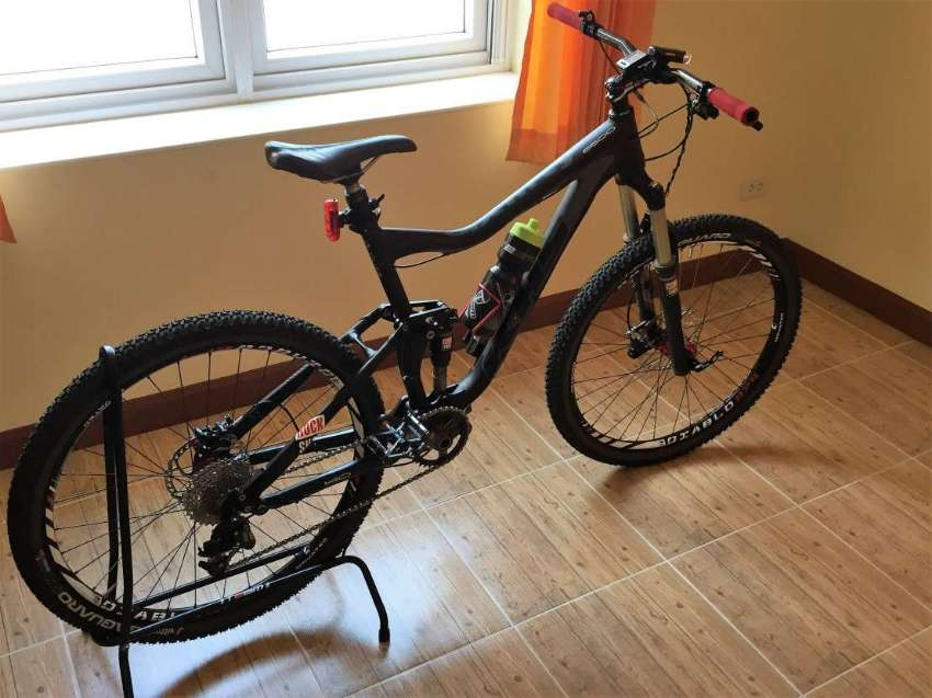 Top Spec Dual Suspension Mountain Bike for Sale KHS SixFifty 6500