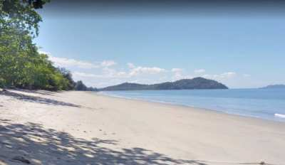 Beach Front Land For Sale 38 Rai, Hat Ao Khoei, Phang nga.