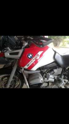 BMW R1100GS Missing !