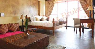 2303001 Freehold Guesthouse Building in Pai, Thailand for Sale