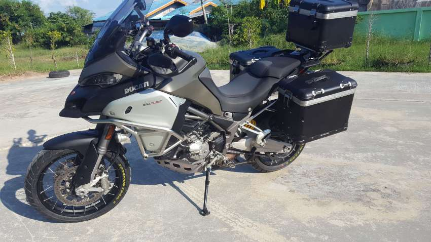 DUCATI MULTISTRADA ENDURO 1200CC AS NEW EXCELLENT CONDITION
