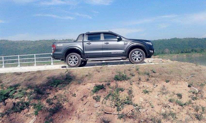 2016 Ford Ranger Wildtrack
