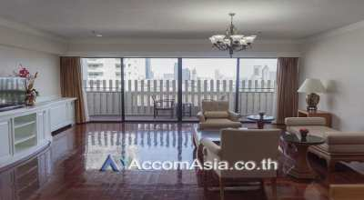 High quality of living Apartment 4 Bedroom For Rent BTS Phrom Phong
