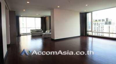 The Park Chidlom Condominium 3+1 Bedroom For Rent BTS Chitlom